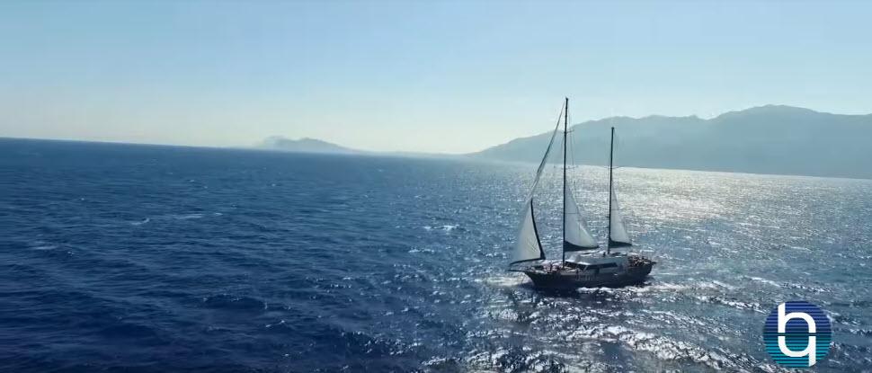 Арендуйте яхту для плавания во время отпуска