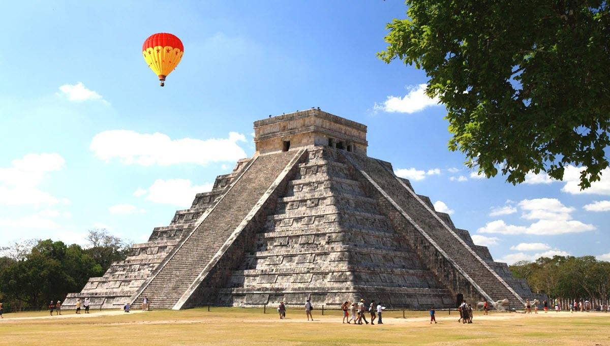 Чичен-Ица политический и культурный центр майя