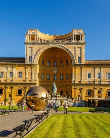Музеи Ватикана и Сикстинская капелла без очереди