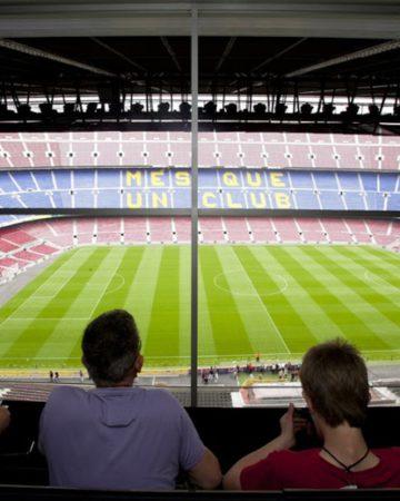 Экскурсия по музею и стадиону ФК «Барселона»