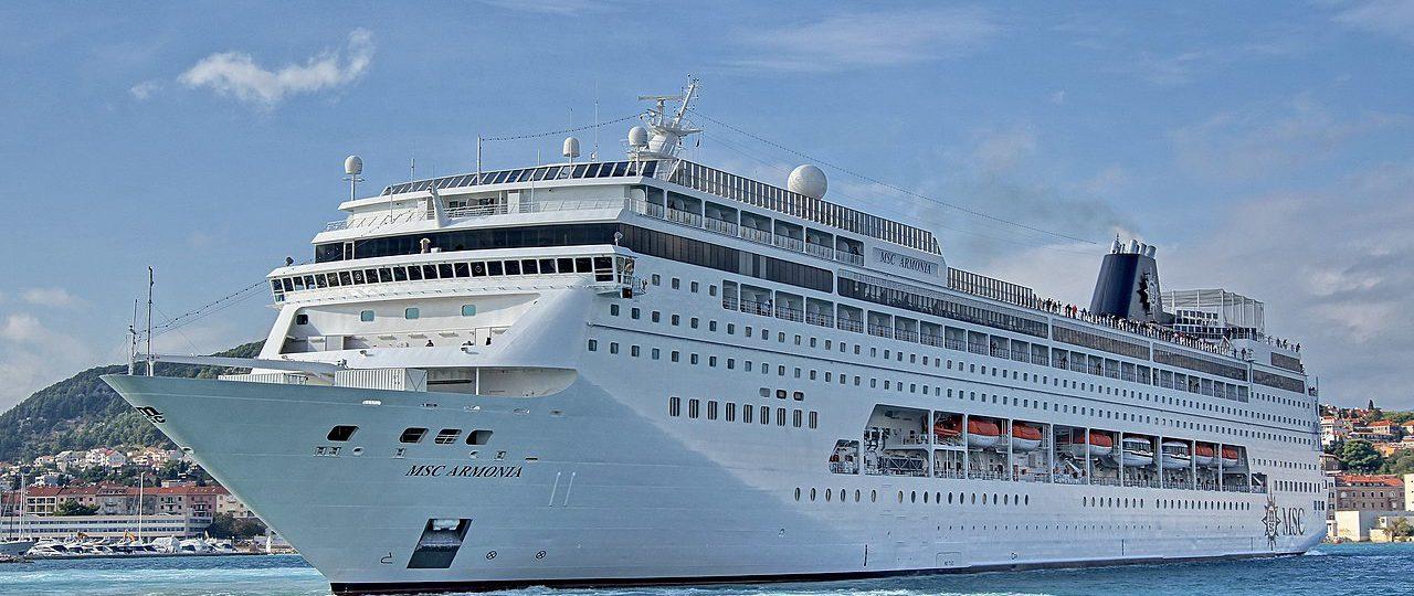 MSC_Armonia круизный корабль