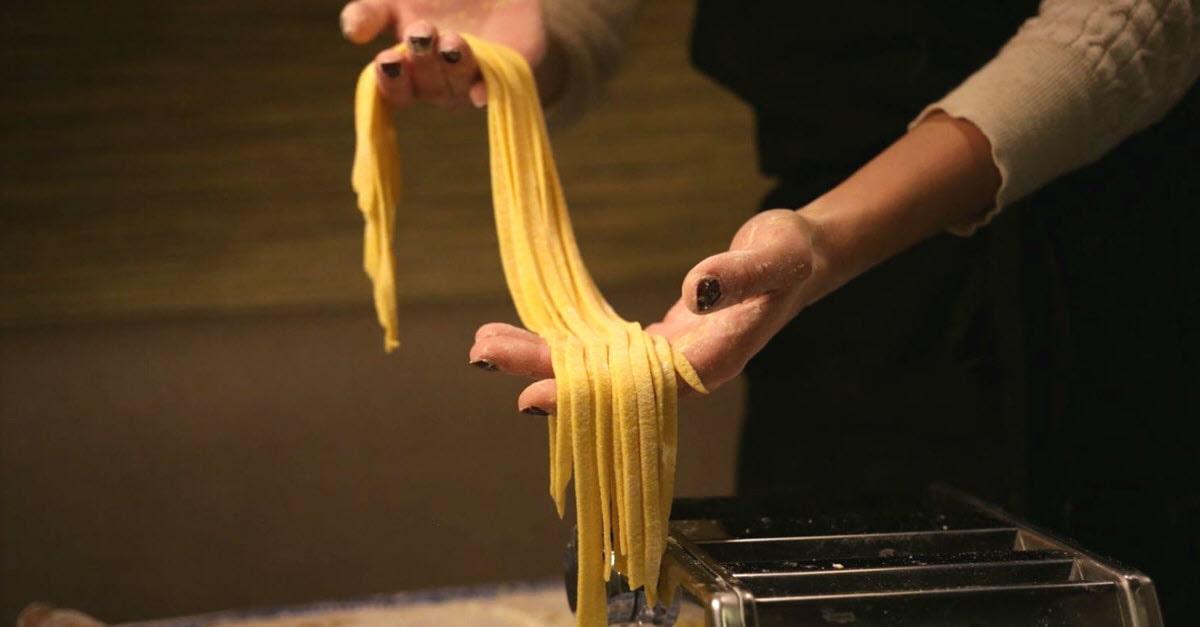 Pasta & Tiramisu Making Class