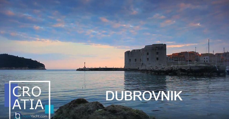 В Дубровник на яхте